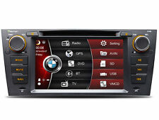 "EONON D5165VE 7""HD Touch Screen Autoradio GPS BMW E90-E93 -EU Map-USB-Bluetooth"