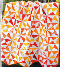 Prism Parkway - modern foundation paper pieced quilt PATTERN - Sassafras Lane