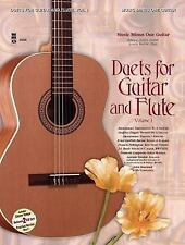 Guitar and Flute Duets Vol. 1 by Edward Flower (2006, CD / Paperback)