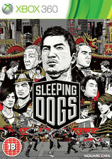 SLEEPING DOGS ~ XBOX 360 (in Great Condition)