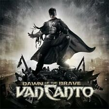 Van Canto - Dawn of the Brave CD 2014 a cappella power metal Napalm Records