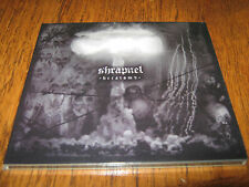 "SHRAPNEL ""Hecatomb"" CD  goatpenis blaze of perdition"