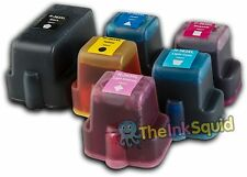 6 Compatible HP D7260 PHOTOSMART Printer Ink Cartridges