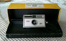 Vintage Kodak Instamatic 100 Camera with box.