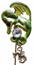 NEW KIRKS FOLLY DRAGONS BOOKMARK  GOLDTONE