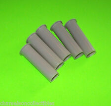 "PINBALL MACHINE COMMON 1.75"" NYLON COIL SLEEVES LOT OF 5 FOR BUMPERS SLINGS ECT."