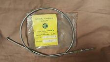 NOS MC BRAND HONDA C100 CA100 C102 C105 FRONT BRAKE CABLE PART# 45450-001-030