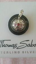 Original Thomas Sabo Anhänger Charm Ufo Zirkonia Granat selten! AUSVERKAUFT!Ovp!