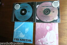 THE SMITHS - There Is A Light That Never Goes Out  CD 1 + 2 WEA YZ0003CD1/2