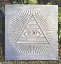 pyramid plaque mold plaster concrete mould see 5000 more moulds in my store