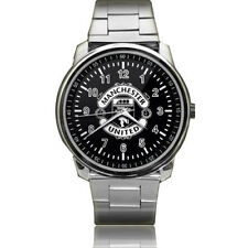 New Hot Design Manchester United FC Logo Special Custom Sport Metal Watch