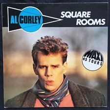 "Al Corley 12"" Square Rooms - France (EX+/M)"