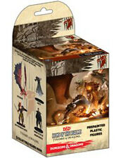 DUNGEONS & DRAGONS ICONS OF THE REALMS BOOSTER (4 FIGURES)  NEW FACTORY SEALED