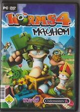 Worms 4 IV MAYHEM Team 17 GIOCO PC