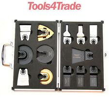 13 Excel Blades Case Set for Worx Sonicrafter