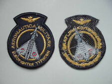 TOPPA O PATCH AERONAUTICA MILITARE ITALIANA - EUROFIGHTER TYPHOON
