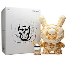"Arcane Divination The Clairvoyant 8"" Dunny White Vinyl Figure by Kidrobot"
