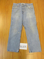 Used Levi 505 destroyed feather grunge jean tag 34x29 meas 33x28.5 18525F