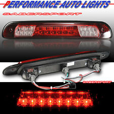 "2000-2006 TOYOTA TUNDRA ""L.E.D."" LED HIGH MOUNT 3RD THIRD BRAKE LIGHT RED"