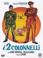 Dvd I 2 COLONNELLI - (1962) **Toto' / Gianni Ferrio** ....NUOVO