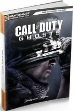 Call of Duty: Ghosts Signature Series Strategy Guide Xbox 360 One PS4 PS3 PC