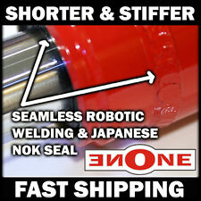 Mookeeh MK1 Stiff Shorter Rear Shocks For Lowered TOYOTA COROLLA AE86 86-87 GTS