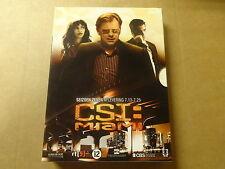 3-DISC DVD BOX / CSI: MIAMI - SEIZOEN 7 - AFLEVERINGEN 7.13 - 7.25 ( DEEL 2 )