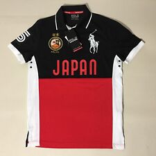 Polo Sport Performance Ralph Lauren Mens Japan PRLFC Polo Shirt XSmall