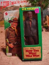 Big JIM-How The West Was Won-Zeb Macahan-WITH ORIGINAL BOX! MATTEL