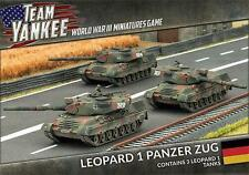 Team Yankee: West German: Leopard Panzer Zug (TGBX03) NEW