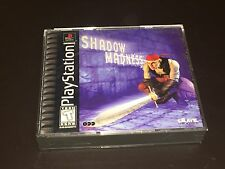 Shadow Madness Playstation 1 PS1