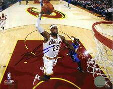 LEBRON JAMES #2 REPRINT AUTOGRAPHED SIGNED PICTURE PHOTO CLEVELAND CAVALIERS RP