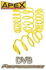 Apex Vauxhall Astra H hatch Mk5 04-09 1.4 1.6 1.8 petrol 35mm Lowering Springs