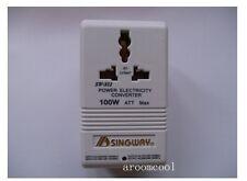 220V EU UK to 110V US Step Up/Down Voltage Converter