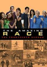 The Amazing Race Season 14 DVDs-Good Condition