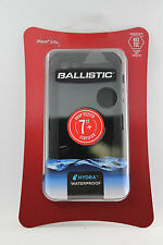 Ballistic Hydra Waterproof Dustproof Rugged Hard Shell Case fo iPhone 5 5S Black