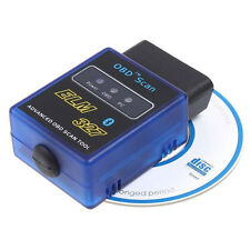 VGATE SCAN BLUETOOTH - Interface Diagnostique MULTIMARQUES ELM327 COM VAG OBD2 Ø