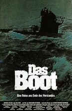 The Boat movie poster - 11 x 17 inches - Das Boot poster (German Style)