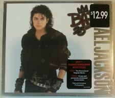 "BAD [25th Anniversary Edition] by MICHAEL JACKSON (CD, Sep-2012 - 2 Discs) ""NEW"""