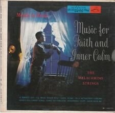 The Melachrino Strings CLASSICAL POP 2 EP Set-RCA Victor 1004-Music for Faith...