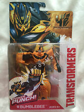 Transformers Age of Extinction Bumblebee Power Punch Hasbro Action Figure
