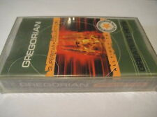 Gregorian 'Greatest hits' TAPE/Cassete SEALED Russia