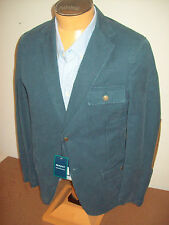 Gant by Michael Bastian 100% Cotton Canvas  Sport Coat NWT 42R $765