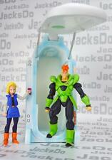 26.5X11.5X9.5CM Dragonball Space Resin Chamber For SHF Android 16