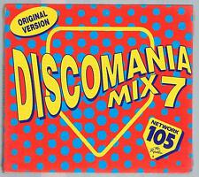 DISCOMANIA DISCO MANIA MIX 7 RADIO 105 CD F.C. SIGILLATO!!!