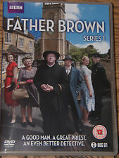 FATHER BROWN SERIES SEASON ONE 1 FIRST 2013 MARK WILLIAMS UK R2 DVD IN HAND