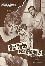 IFB 7669 | DER TOTE VON ETAGE 3 = SATANISCHE SPIELE| Simone Signoret, James Caan