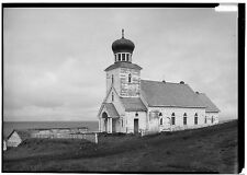 HO - Full Size Printed Plans - ST GEORGE RUSSIAN ORTHODOX CHURCH