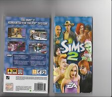 THE SIMS 2 PSP  LIFE SIMULATOR