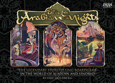 Tales of the Arabian Nights the Board Game by ZMAN Games
